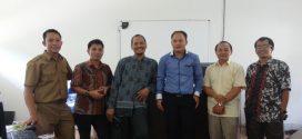 Photo Bersama dengan Pak sukari